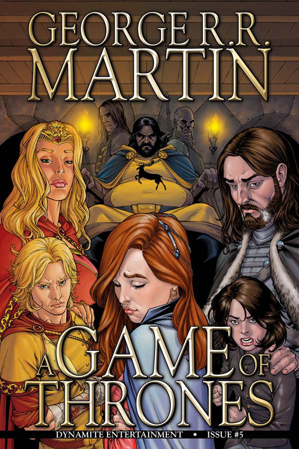 Andys land of awesomeness!: Game of Thrones - the comic book.