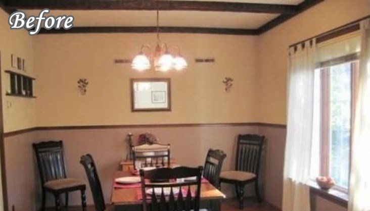 Dining Room Makeover FINAL Reveal! Part 64