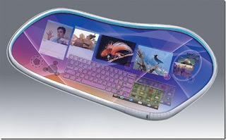 komputer karet