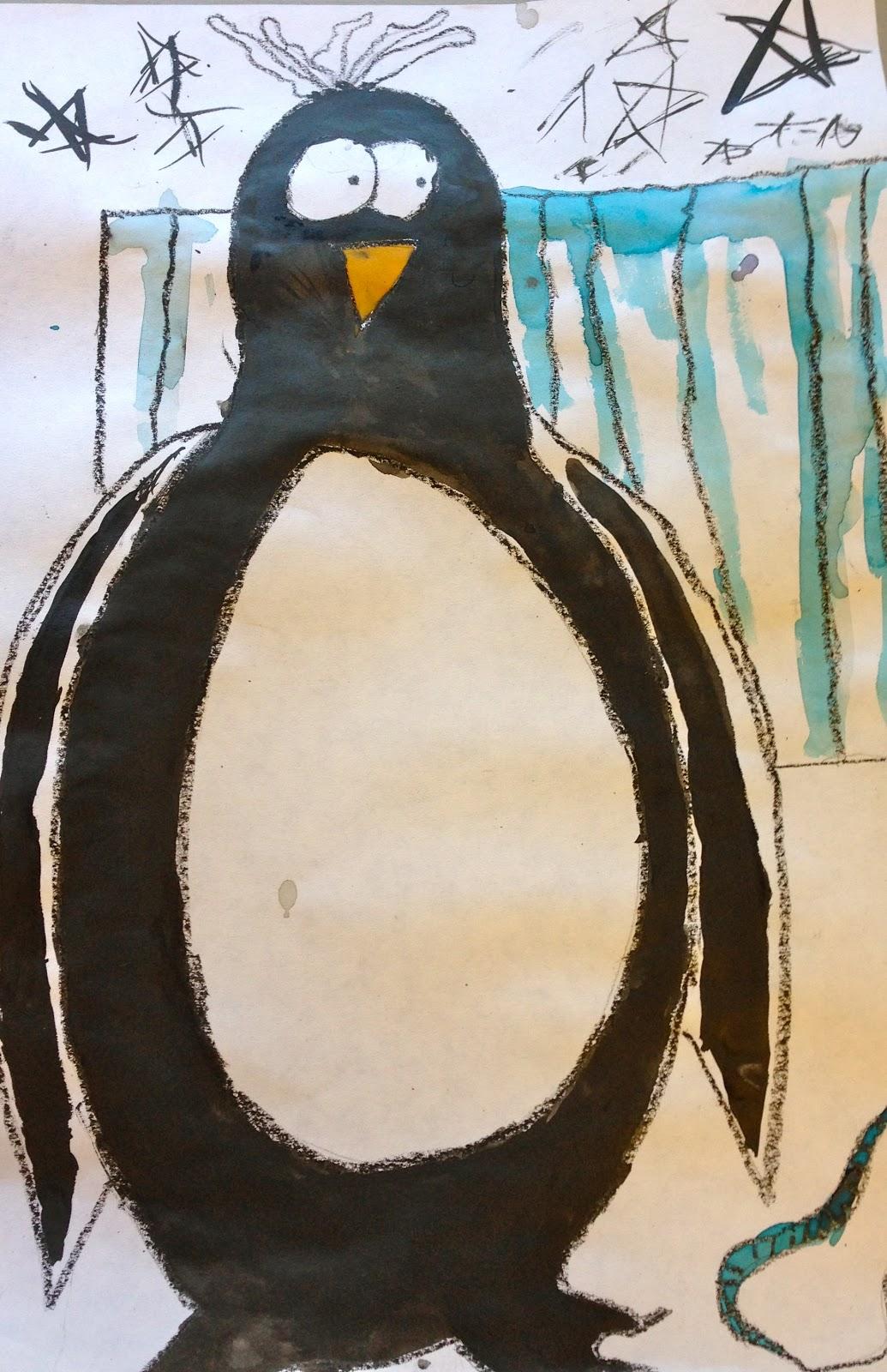 the distinct characteristics of a penguin 20120520-penguins rockhopper_penguinjpg  namibia have spots on their  chests that are as unique as fingerprints.
