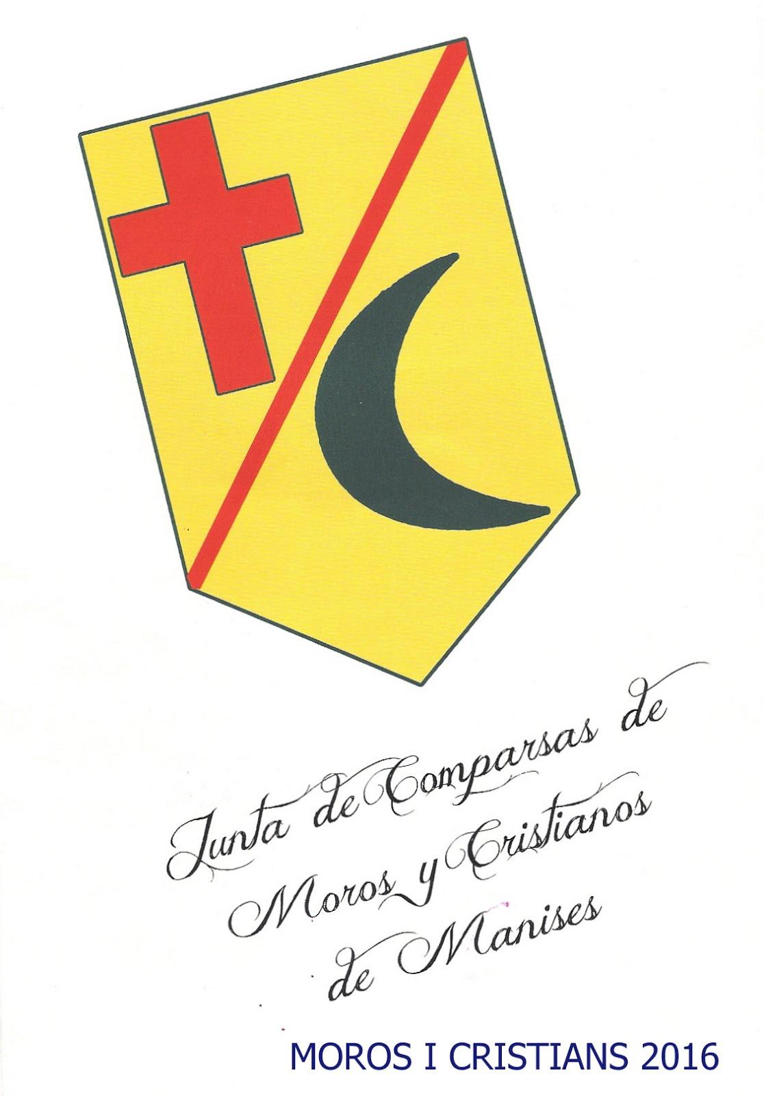 05.07.16 MOROS I CRISTIANS, COMPARSAS DE MANISES.
