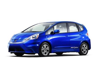 Honda Cars : USA Today Previews The 2014 Honda FIT Electric Vehicle | 2013  New Honda Car Reviews