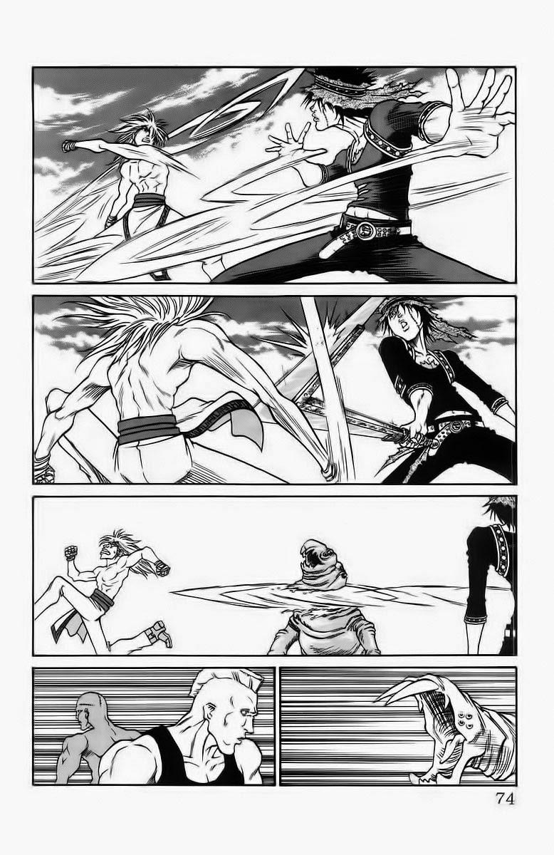 Vua Trên Biển – Coco Full Ahead chap 226 Trang 7 - Mangak.info