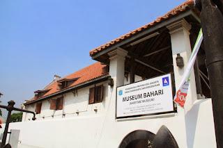 Museum Bahari Jakarta (Maritime Museum)