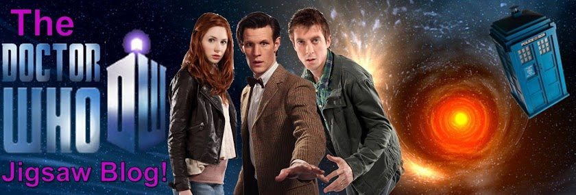 The Doctor Who Jigsaw Blog!