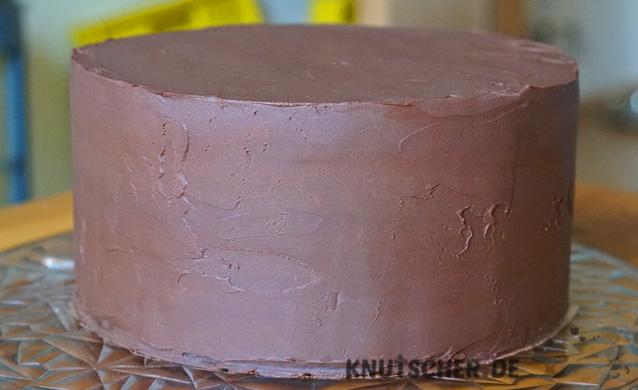 Fondanttaugliche Torte