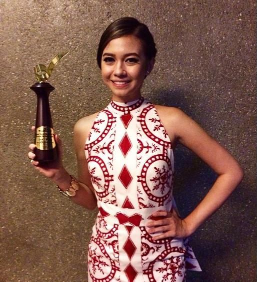 Prestasi dan Penghargaan Yuki Kato