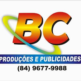 BC - PRODUÇÕES E PUBLICIDADES