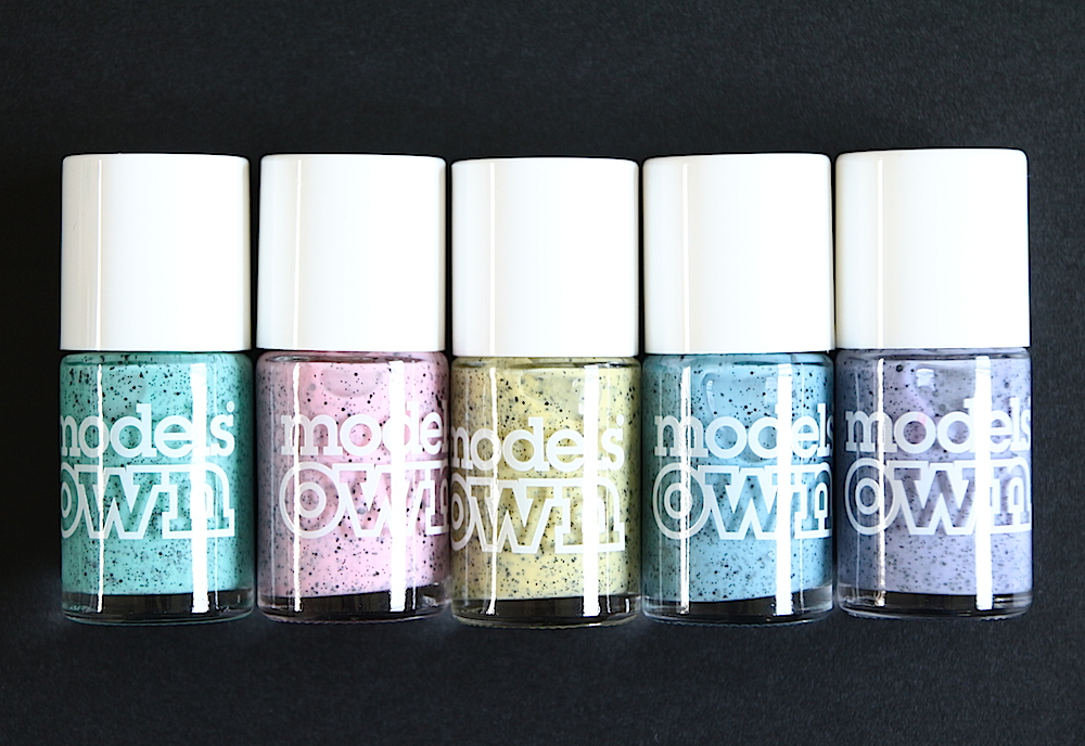 vernis à ongles models own collection speckled eggs avis test swatches