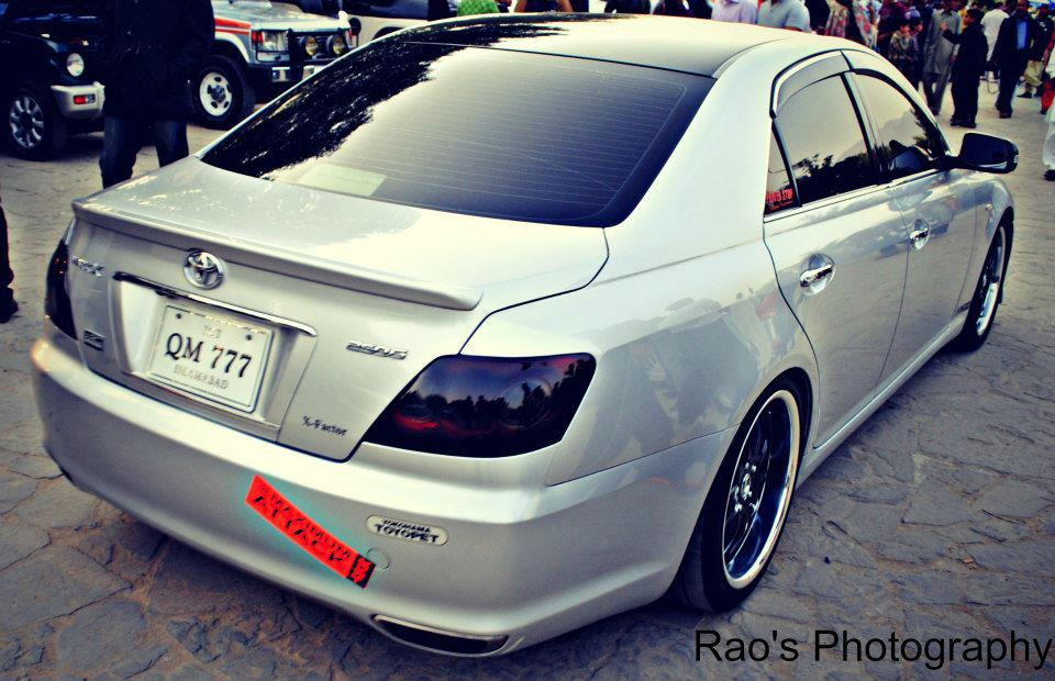 Modified Cars Toyota Mark X