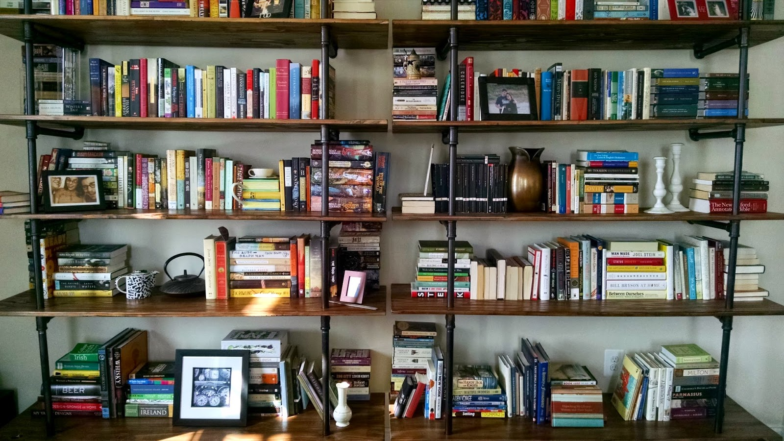 Shelving Systems - Entomology of a Bookworm