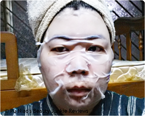 Ace Liposome Neogence Ace Renewal and Repairing Mask