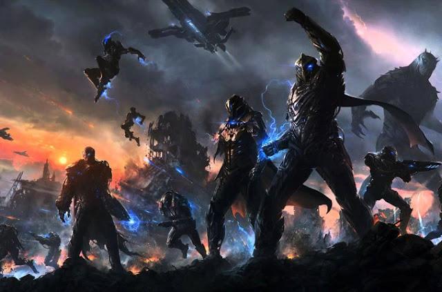 Ultraterrestrials: A Malevolent Genesis
