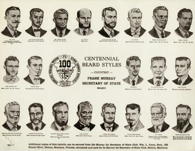 trimning af skæg