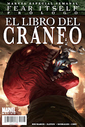 Fear Itself • El Libro Del Cráneo ONE-SHOT