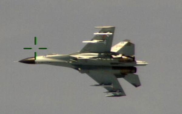J-11 (Su-27) Flanker B