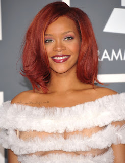 Rihanna Grammy's 2011