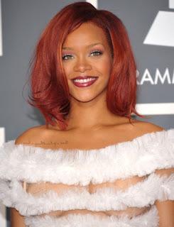 Rihanna Grammy's 2011