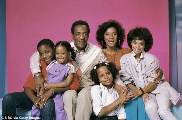 Right! think, Cosby show hot wife