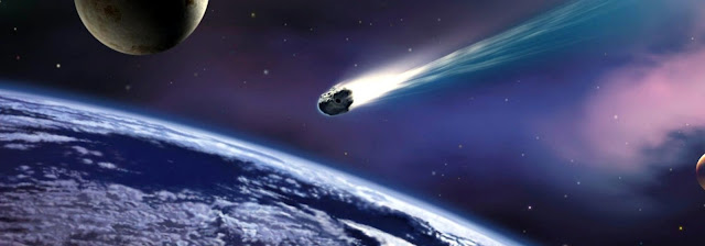 ¿Curiosidad de un meteorito?