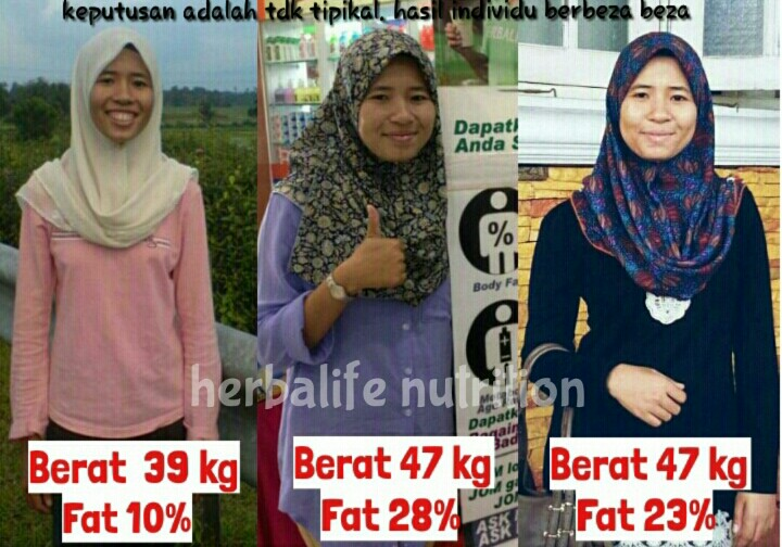 Naik 7kg Otot dan Turun 4kg Lemak - Badan Reshape dan Maintain Berat lebih 5 Tahun