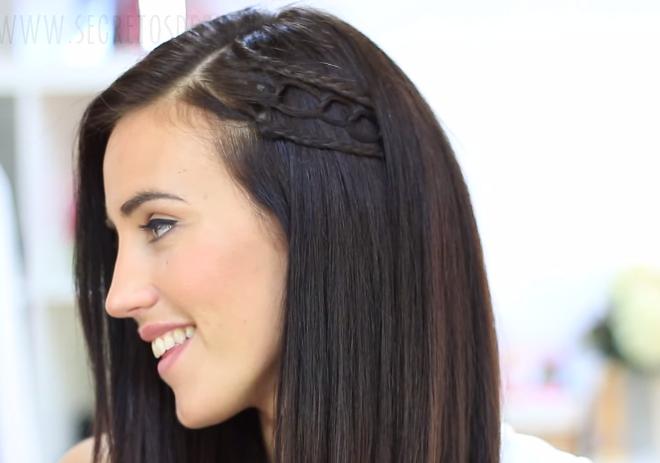Peinados Faciles Para Salir - PEINADOS LINDOS PARA NOVIA 2016 YouTube