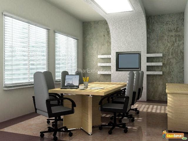 wall color for modern office