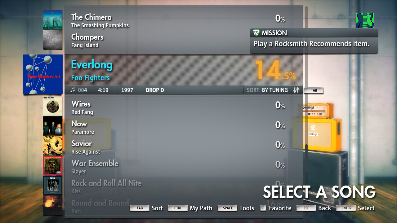 whenever i feel like it: tech edition: [review] rocksmith 2014 (pc)