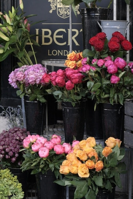 Place - Roses at Liberty&#39;s of London