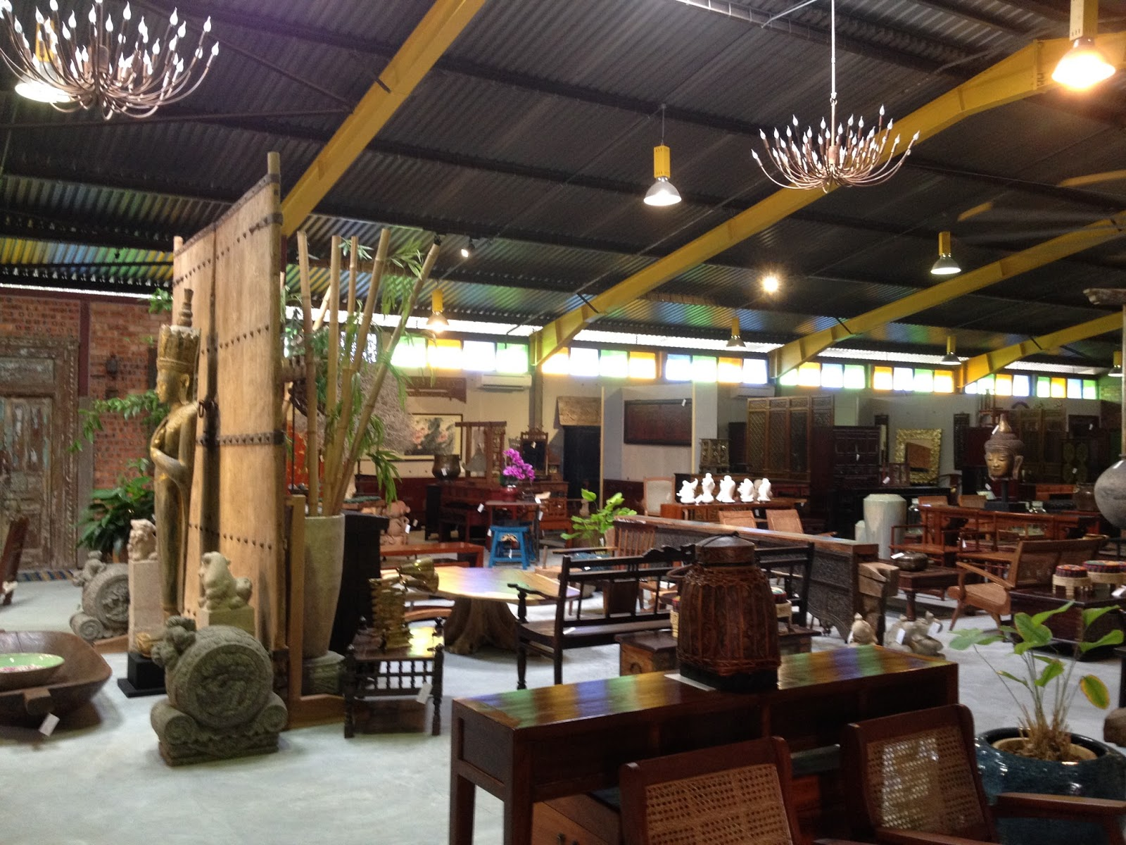 Malaysia and more furniture shopping in kl part 2 for Affordable furniture malaysia