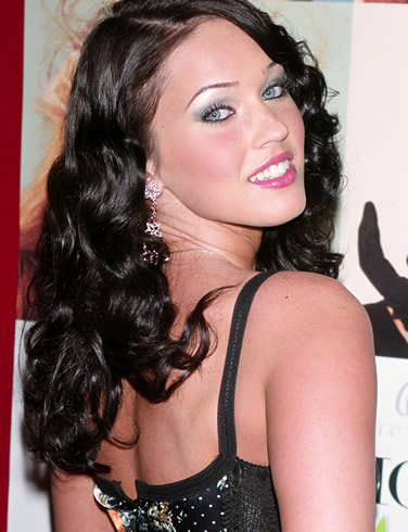 Megan Fox. megan fox hair color dye