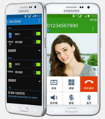 Samsung Galaxy Core Max SM-G5109