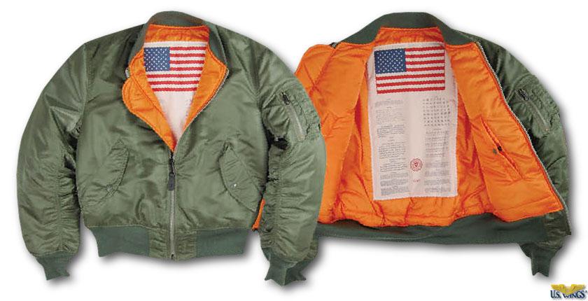Купить Классическую Куртку Пилот