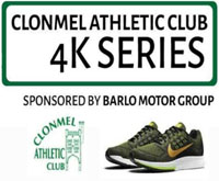 Clonmel AC 4k race...Wed 10th Feb 2016