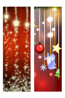 Free collage sheet Christmas images