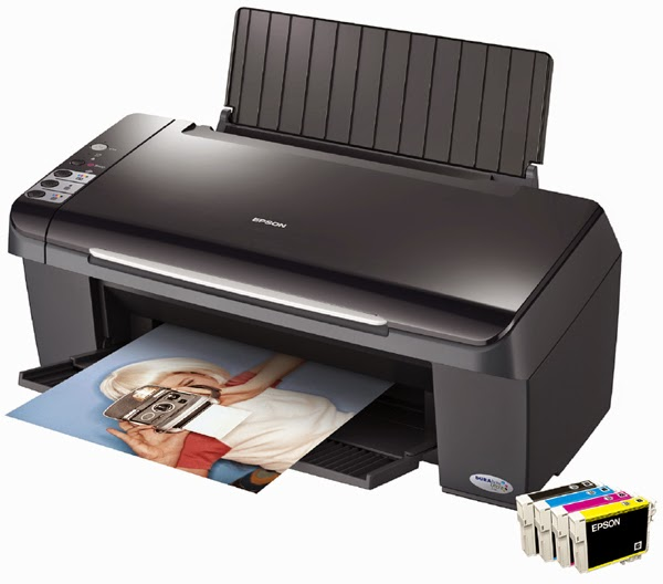 Resetter Epson L100 Free Download