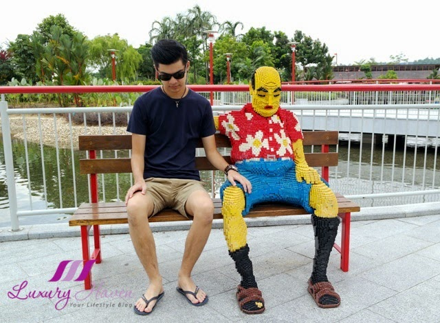 legoland malaysia resort theme park blogger review