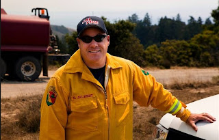 CAL FIRE CZU Unit Chief Jalbert