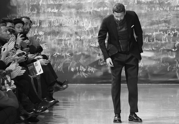 Fashion moments 2012: Stefano Pilati leaves YSL