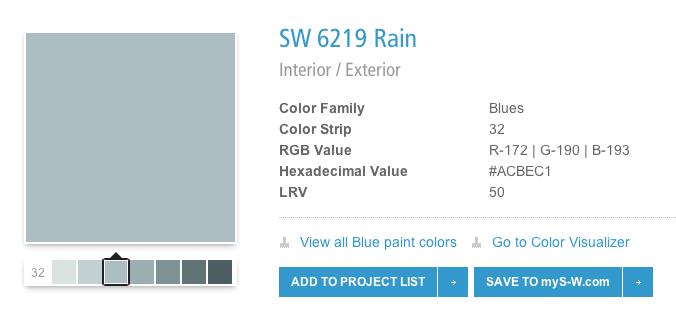 Designing On The Side Sw Rain