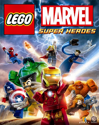 LEGO Marvel Super Heroes [PS3] [Español] [4.XX]
