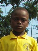 Ernest - Ghana (GH-227), Age 10