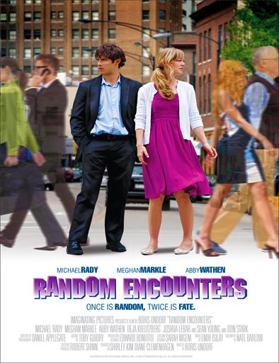 Ver Encuentros fortuitos (Random Encounters) (2013) Online