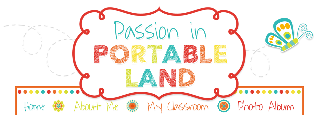 Passion in Portable Land