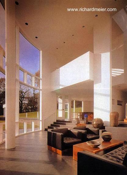 Sala de estar en Grotta House