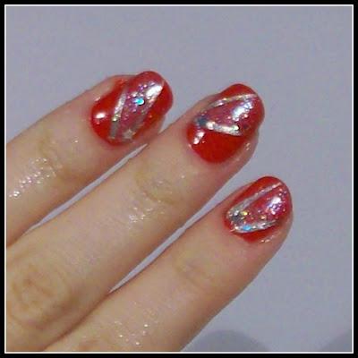 Christmas Nails | Comet