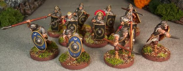 Veteran Legionaries