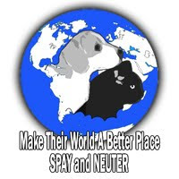 Please Spay and Neuter your Pet