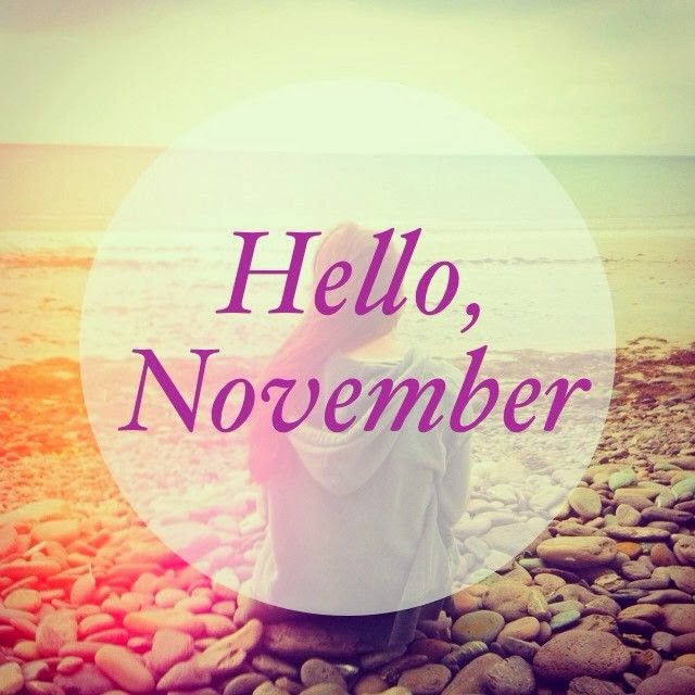 Hello, November! Please Donu0027t Put This Off For Another 61 Days!