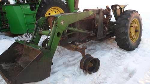 John Deere 2630 parts